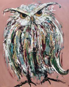 Kathalijne Hes - Dondersteen - 120x150