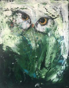 Kathalijne Hes - Zelfverzekerd - 120 x 150